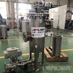 Automatischer Trinkwasserfilter für Meerwasserentsalzung Anlage