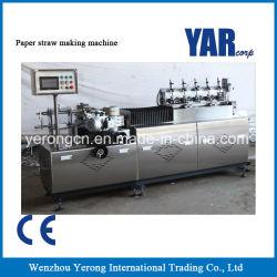 Preço da fábrica de papel automática máquina de palha, Máquina de palha potável, bebida máquina de fazer do tubo, máquina de formação de palha de papel