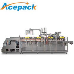 600ml de jus de fruits automatique/JAM//boissons de l'eau/liquide pochette en plastique d'emballage de la goulotte de remplissage machine de conditionnement