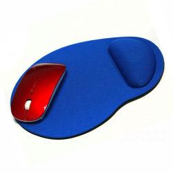 rilievo di mouse dei giochi di computer di Mousepad di colore di Soild della stuoia di comodità di 230*180mm
