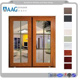 Классической деревянной клад алюминиевых окон и дверей /Теплоизоляция алюминиевых окон и дверей