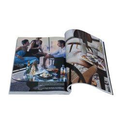 Magazine de coloriage en reliure parfaite de Gros Livre de poche l'impression couleur
