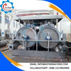 Lleno de doble tambor de acero inoxidable 304 equipos de secado secador colorante