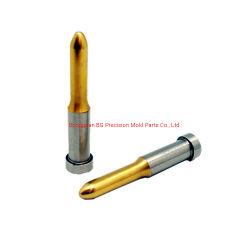 Outils de perforation HSS personnalisés des broches pour le fabricant de pièces du moule