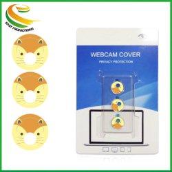 Couvercle en plastique Webcam portable cadeau de promotion de protéger l'appareil photo