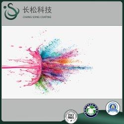 La resina poliestere/dell'epossidico tinge i rivestimenti di spruzzo elettrostatici della vernice di spruzzo dei rivestimenti della polvere