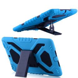 Blauwe Geval van de Tablet van de tribune TPU het Waterdichte voor iPad MiniDekking 4 met Goedkope Prijs en Hoogstaand