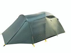 3명 아웃도어 워터프루프 캠핑 텐트 하이킹, Durapol 잠수