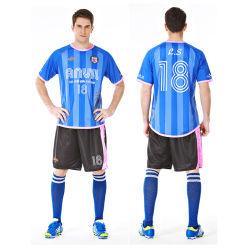 Bester Qualitätsneues Modell-Großverkauf-Vorlagen-Sport-Sublimation-Team-kundenspezifischer Fußball-konstanter Fußball-Jersey-gesetzte Fußball-Abnützung