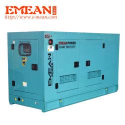 20kVA 30kVA 200kw moteur diesel Cummins de 250kVA groupe électrogène,, AC 3phase générateur diesel silencieux