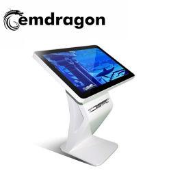 Android horizontale intérieure 32 pouces Screennew Écran LED tactile WiFi de la publicité tout en un seul PC à écran tactile