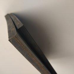 Correias transportadoras Tear-Resistant Heat-Resistant/Rock Engenharia/planta de mina de carvão/portas