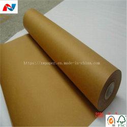 China freundliches Eco bereiten Braunes Packpapier für die Verpackung auf und verpacken
