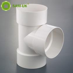 ASTM D2665 T-koppeling voor PVC-afvoerleiding voor afval