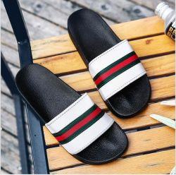 Sandali esterni delle trasparenze dei sandali comodi unisex all'ingrosso dei pistoni per l'uomo