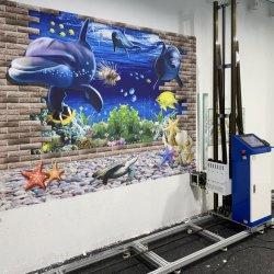 حبر إيفيث DX10 المائي أو فوق البنفسجي مباشر إلى الحائط آلة راسمة الفينيل للطباعة في الأماكن المغلقة أو في الخارج
