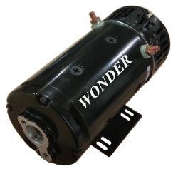 De hydraulische Pomp van de Olie en Motor tsz127-4.5-27-2 van de Borstel van het Systeem 24V 4500W Hydraulische gelijkstroom