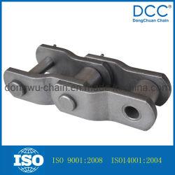 Смещение для тяжелого режима работы привода трансмиссии на боковой панели управления стандартной роликовой цепи