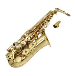 Novo Rrival Alto saxofone, Fabricado na China,
