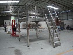 Ondersteunende Platform van de Schaal van het roestvrij staal het Elektronische