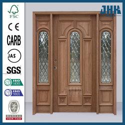 Jhk arca congeladora moderna Serviço Pesado China sólido Garagem porta de madeira