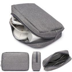 Mallette à outils disque transportant EVA pour accessoires mobiles numériques