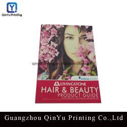 Softcover a todo color de impresión de libros Catálogo de la revista para la impresión offset.
