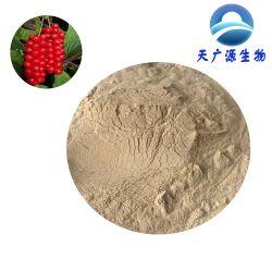 Herb extraire Schisandra chinensis Extrait de fruits etc Schisandrins7432-28-2