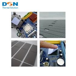 O dissipador de calor / Alta condutora térmica almofada condutora térmica isolante de silicone
