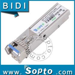 CWDM SFP unique 3G vidéo Tx 1310Nm (40km DDM SPT-PC1TXXV3-40D)