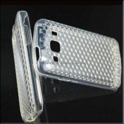 El caso de TPU con diamante las venas para Samsung XCover / S5690