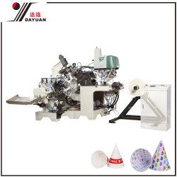 Tazza acqua con tazza a cono in carta monouso automatica Dayuan Roll Rim Macchina Zb1r-a