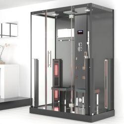 Sala de Vapor de infravermelhos/Chuveiro de Vapor (Elegância Série K072)