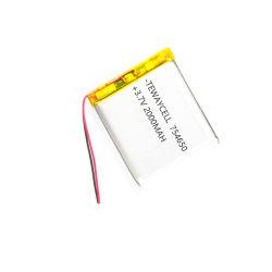 Oplaadbare batterij 3,7 V 401030 nieuwe 90 mAh lithium-polymeer met PCB