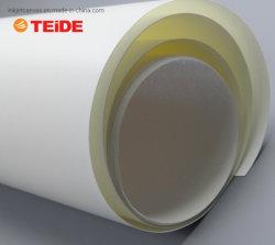 Carta da parati non tessuta bianca in bianco stampabile UV solvibile del getto di inchiostro di Eco per stampa di Digitahi