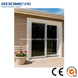 Dessins de conception personnalisée blanc chaud économe en énergie porte en PVC