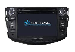 RAV4 2006-2011年のための最もよいDouble DIN Car Radio DVD