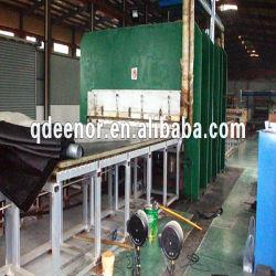 Нажмите кнопку / Vulcanizing транспортной ленты транспортера бумагоделательной машины/ резиновые ленты конвейера машины