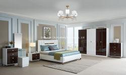 Comptitiveの価格の新しいシンプルな設計の現代寝室セット