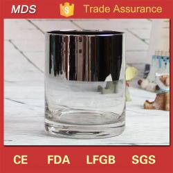 Großhandelsüberzug-Eigenmarken-rundes bleifreies Whisky-Glas-Cup
