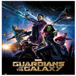 Опекуны галактики - плакат фильма 20*30 дюйма