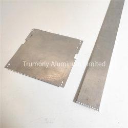 De Vlakke plaat van de Pijp van de Hitte van Heatsink van het aluminium voor Elektronische Toestellen