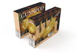 تصميم جديد ميني E-Cigarette جهاز التبخير الجمليّ بظرف Gunnpoizer EGO والذي يمكن التخلص منه بعد الاستخدام السجائر