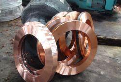 UNS C18150 /DIN 2.1293/Cucrzr forja de cobre/forjado Anillos (mangas, arbustos, bujes, tuberías, tubos)
