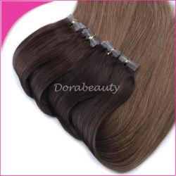 Sèche cheveux humains prix d'usine Extensions de cheveux de bande