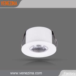 Встраиваемый светильник акцентного освещения мощностью 1 Вт светодиод для поверхностного монтажа с регулируемой яркостью высокого качества коммерческих LED затенения