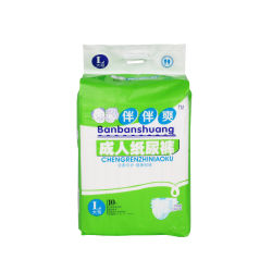 Hoge reputatie Disposable Non-Irriterend Advanced Environmental Adult Diapers for Sale
