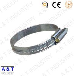 Type d'acier en acier inoxydable Collier de serrage / pinces / attache en acier inoxydable