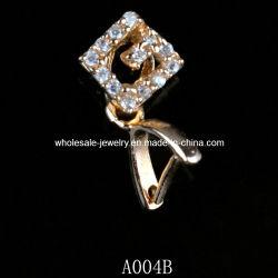 Monili dell'argento del catenaccio dei monili (A004B)