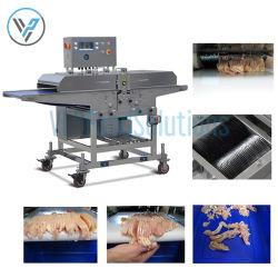 Pelar el Filete de carne fresca de la máquina de corte para la venta